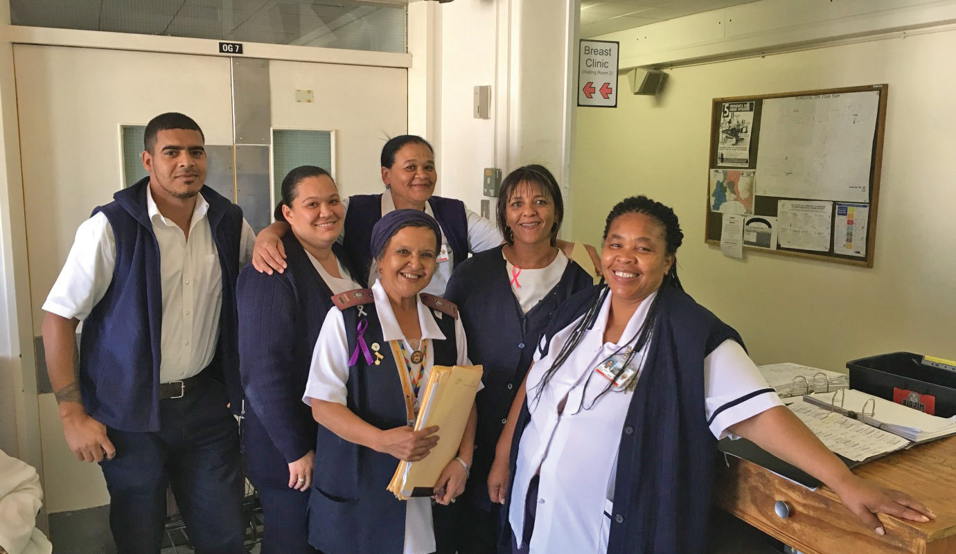 Groote Schuur Hospital Breast Clinic