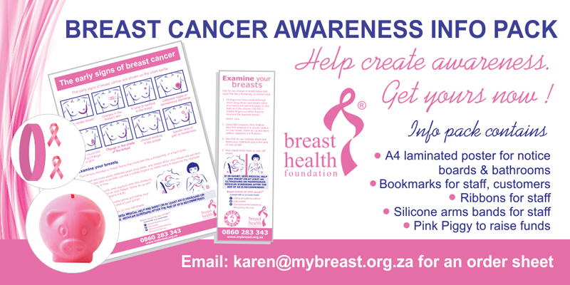 bhf breast cancer awarenes